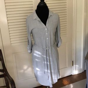 Cloth and Stone shirt dress.
